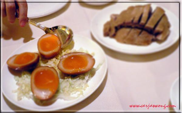 燻蛋及鹽水鴨